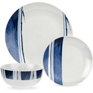 Portmeirion Worcester 12 Piece Dinner Set - Brighton Blue £19.60 @ Argos