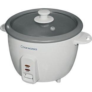 Cookworks 1.5L rice cooker £12.49 - Instore Argos