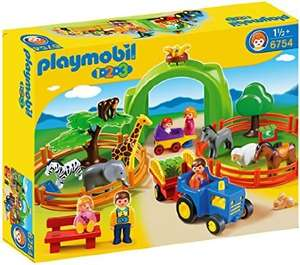 Playmobil 123 Large Zoo £20 at Tesco Direct with free click & collect