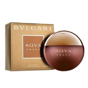 Bvlgari Amara Edt 100 ml vapo £24.49 Fulfilled by Amazon.