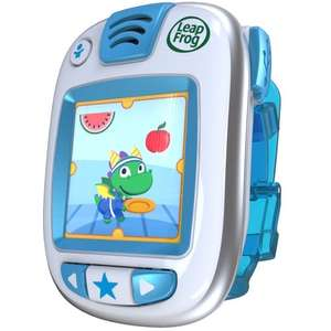 LeapFrog LeapBand Activity Tracker and Virtual Pet Watch in Orange Green, Blue or Pink - £14.99 at Toys R Us
