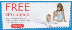 Get a £10 voucher when you spend £40 @ Toys R Us Online or Instore (Stacks with other offers)