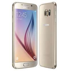 Samsung Galaxy S6 Platinum Gold 32GB SIM Free £399 @ Debenhams Plus