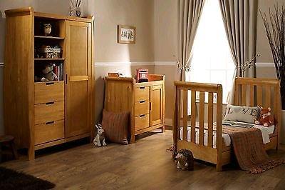 Obaby Lincoln Mini Sleigh 3 (three) Pc Nursery Furniture Set- £629.99 @ Argos eBay