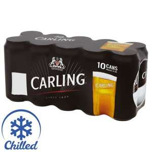 30 x Carling Cans - £15 / 30 x John Smith's Extra Smooth / 18 Bulmers Original Cider Bottles / 36 x Kronenbourg 1664 Bottles - £18 Each - Morrisons