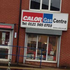 LPG fuel for £0.39 at Calor gas centre b'ham