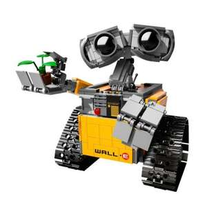 Disney Pixar Lego Wall-E £39.99 @ Argos £34.99 using £5 toy discount voucher