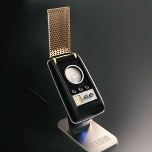 Real working Star Trek Communicator Pre Order £119.95 @ Firebox