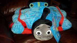 Thomas pillow pet £6.25 at Tesco instore
