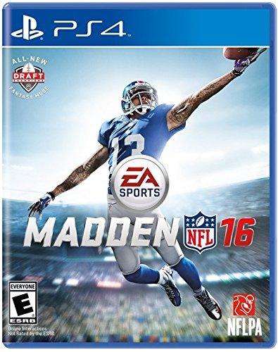 Madden NFL 16 PS4 £35.74 (PSN Store)