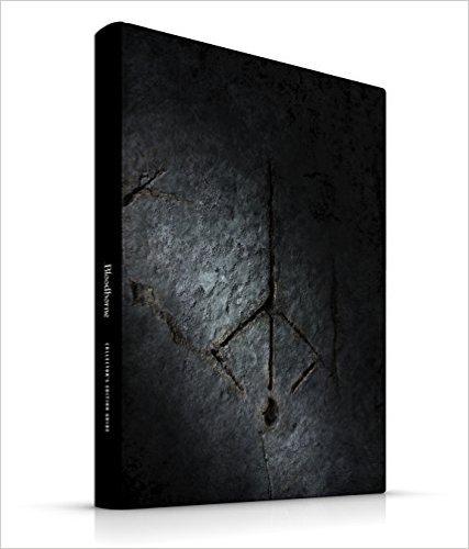Bloodborne Collector's Edition Strategy Guide Hardcover £6.82 (prime) £18.06 (non prime) @ Amazon