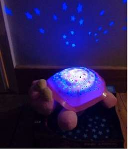 Animal Star Light Projector ( choose from Ladybird, Green or Purple Snail) £4.99 @ B&M