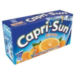 Capri Sun 10 x 200ml for £1.75 @ farmfoods