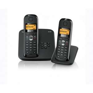 Gigaset AS185 Dect Duo Cordless Phone @ Ryman £8.99 with Free Click and Collect or £11.60 Delivered