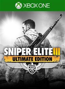 sniper elite 3 ultimate edition xbox one £15.00 xbox.com