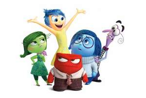 Inside Out everyday untill Sunday 11th Movies For Juniors £1.58 @ Cineworld