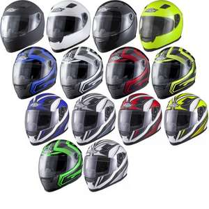 Shox Sniper ACU Motorcycle Helmet Now from £29.99 delivered @ Ghost Bikes