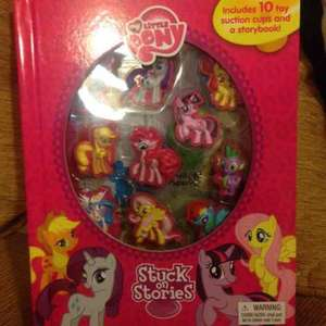 my little pony £3.99  @ home bargains