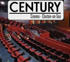 Clacton Century Cinema - all films all day £2.50 (£3.50 weekends)