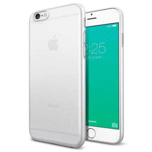 Spigen iPhone 6S Case Air Skin Soft Clear - £8.99 @ ebay /  spigensgpuk