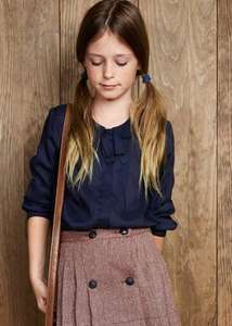 Up to 50% Off Girls Autumn Sale items - from just £2.99 at Mango Outlet