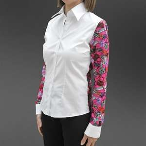 My collars and cuffs ladies finback shirts £18.95