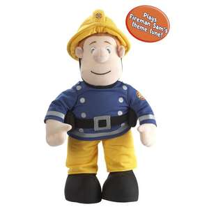 ** Talking Fireman Sam only £3.75 @ Wilko (Free CnC) **