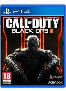 Call of Duty Black Ops 3 (PS4/XBOX ONE) £34.99 @ SimplyGames