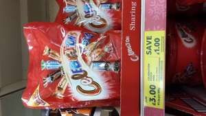 490g Celebrations Pouch £3 @ Tesco
