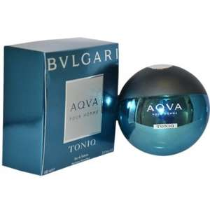 Aqva Pour Homme Toniq by Bvlgari Eau de Toilette Spray 100ml £21.99 delivered Sold by Beauty Store Uk and Fulfilled by Amazon