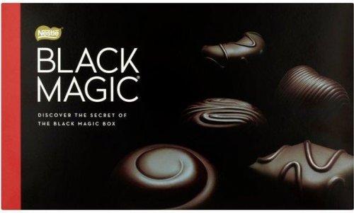 Nestle Black Magic Chocolate (348g) was £6.00 now £3.00 @ Asda