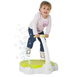 TP Bubble Bouncer Trampoline with actual bubbles! £33.29 delivered using code @ Bargain Max