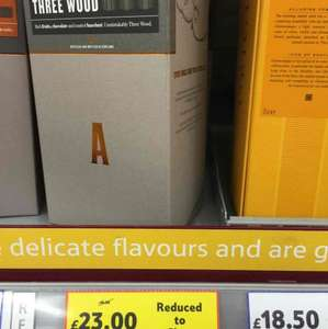 Auchentoshan Three Wood Single Malt Whisky 70cl £23 Tesco in store only