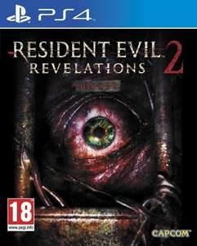 (PS4) Resident Evil: Revelations 2 £15 (Prime) / £16.99 (non Prime) @ Amazon