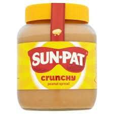 700g Smooth of Crunchy Sunpat Peanut butter £3.00 at Iceland
