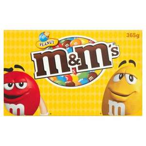 Peanut m&ms gift box 365g £2 @ Tesco instore