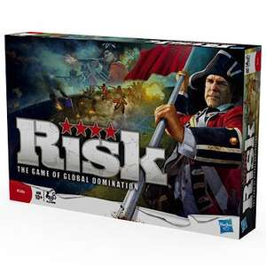 Hasbro RISK Board Game Age 10+ Now Only £18.75 @ The Entertainer (instore or Click&Collect)