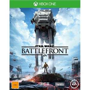 Xbox One/PS4/PC Star Wars Battlefront BETA Sign Up