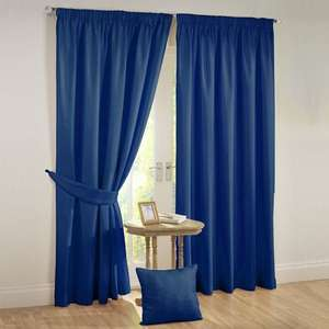 Thermal blackout curtains from £10.50 @ Julian Charles