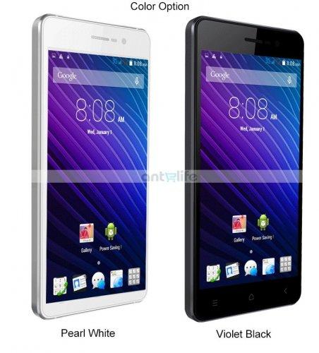 "Blackview Omega Pro 5"" 4G Smartphone Android 5.1 64-bit Octa-core MTK6753 1.5GHz 3GB RAM & 16GB ROM 13.0MP  £75.73 @ Focalprice.com"