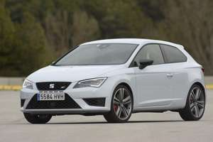 Seat Leon Sport Coupe CUPRA 280Bhp 3dr Personal Lease £6281.77 @ Freedom Vehicle Contracts