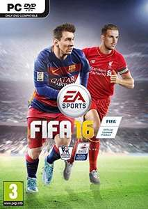 Fifa 16 PC only £22.79 on CD Keys with 5% Code