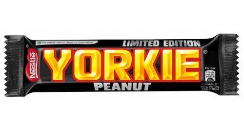 Peanut Yorkie 25p @ Poundstretcher