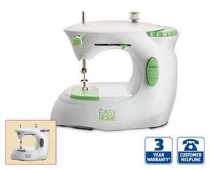 Mini sewing machine @ Aldi £13.99 from 11th Oct