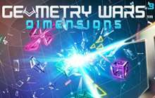 Geometry Wars 3: Dimensions (Steam) £2.44 @ MGS