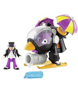 Imaginext DC Superfriends Penguin Copter £13.33 @ Argos