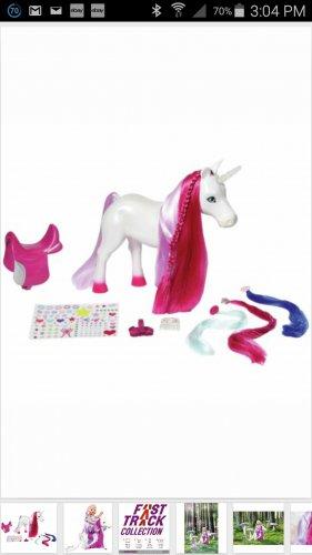 Buy BABY Born Interactive Unicorn Soft Toy £26.19 at Argos.co.uk