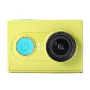 XiaoMi Yi WIFI Sports Action Cam/Dash Cam £41.51 Delivered @ BangGood