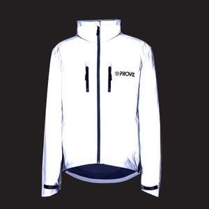 Proviz Reflect 360 high visibility cycling Jacket £55 @ discountcyclesdirect