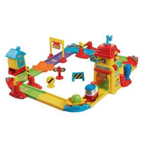 VTech Toot-Toot Drivers Train Station £33.49 delivered Smyths Toys